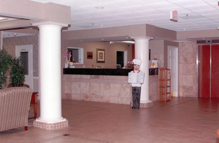 Lobby Area at Days Inn of Ft. Lauderdale/Hollywood