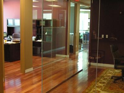 Foster & Klinkbeil Law Firm Interior