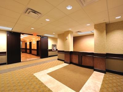 Lobby at Morgan and Morgan Offices in Downtown Orlando