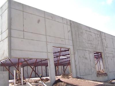 Ocoee Business Park Tilt-Wall Construction