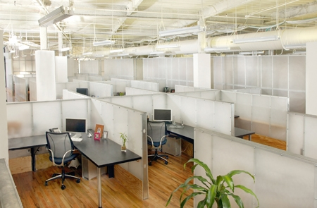 Work Areas at Push in Downtown Orlando