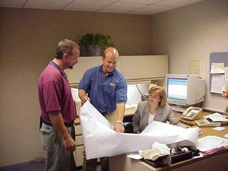 Orlando Sentinel Editorial Department Renovation