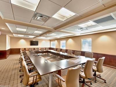Conference Room at Old Florida National Bank on Orange Avenue