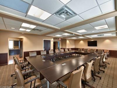 Conference Room at Old Florida National Bank
