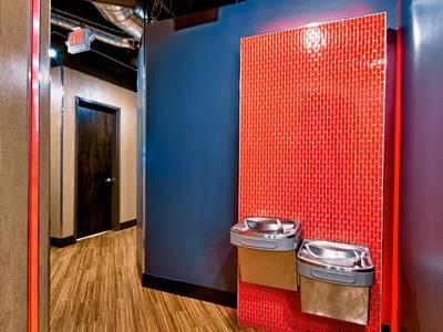 Hallway Drinking Fountain at i-Studio Rialto Mall