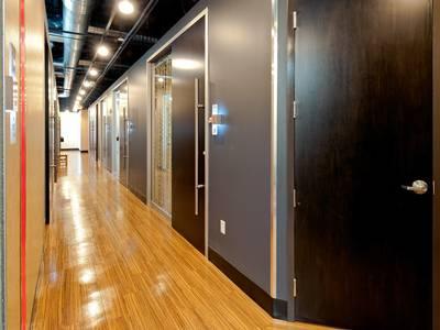 Hallway at i-Studio Rialto