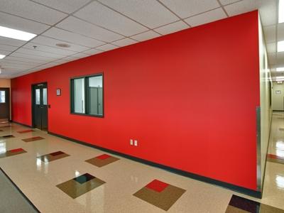 Hallway at LensAR