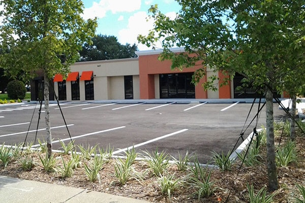 Exterior Image Conway Retail After Renovation