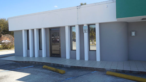 Conway Retail Center Before Renovation
