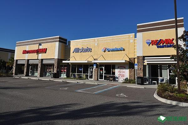 Exterior Image of Nona Park Retail in Lake Nona, FL