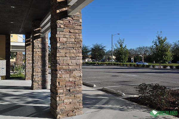 Front Entry at Nona Park Retail