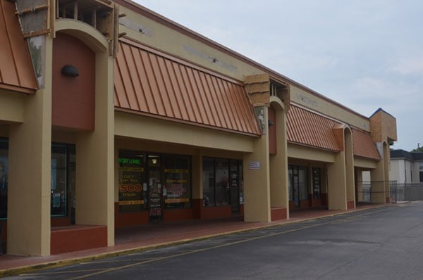 Semoran Shopping Center Before Renovations