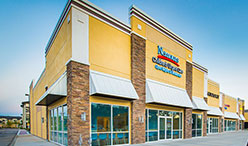 Exterior of Nemours Children's Urgent Care in Nona Park Retail III