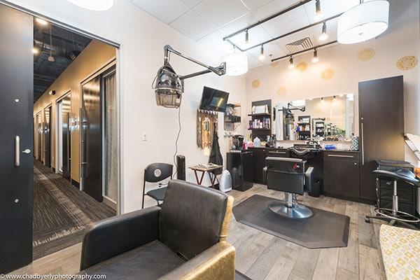 Customized Salon Suites at iStudio Salon in Winter Garden