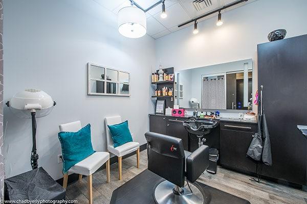 A salon suite at i-Studio in Winter Garden