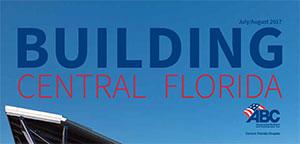 Building Central Florida Magazine Header