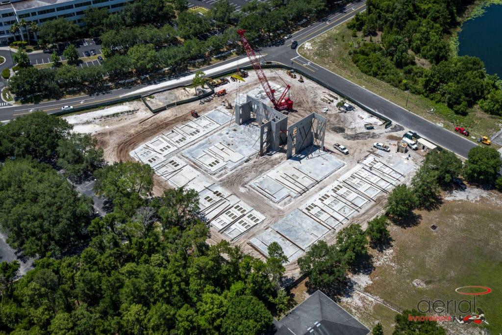 AVT Tilt Walls In Progress