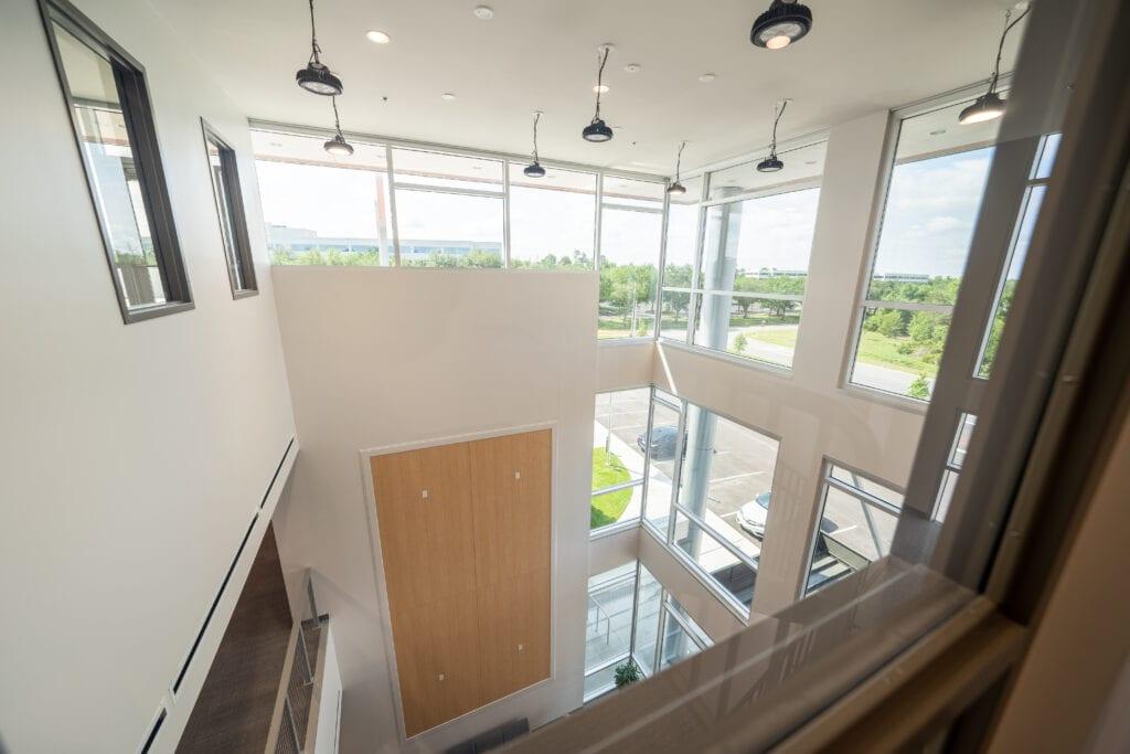 AVT 3rd Floor Lobby Overlook