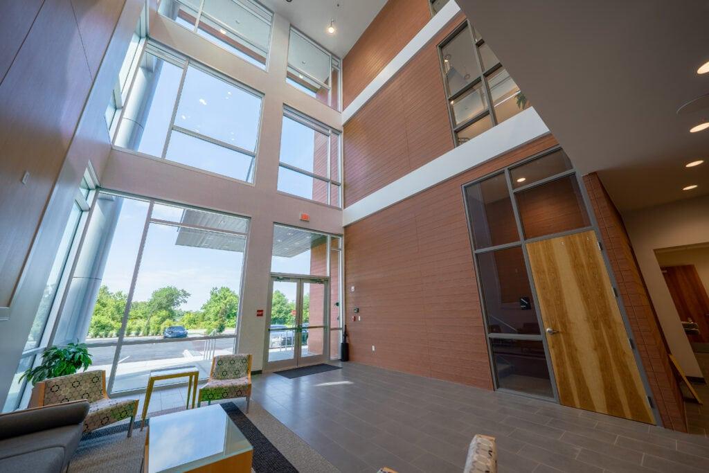 AVT Main Lobby