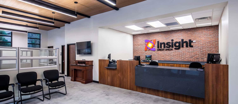 Insight Credit Union Interior
