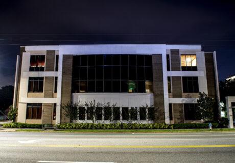 Front exterior of Keating & Schlitt P.A. office in Orlando, FL.